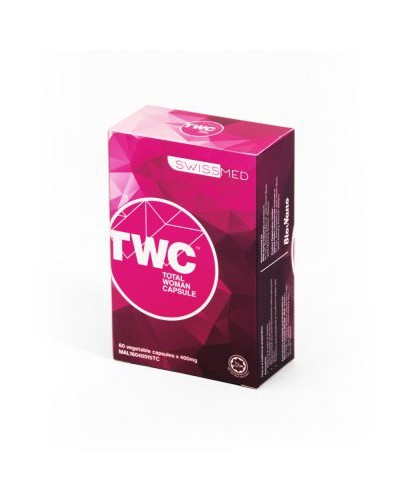 Swissmed Total Woman Capsule (TWC) 60's